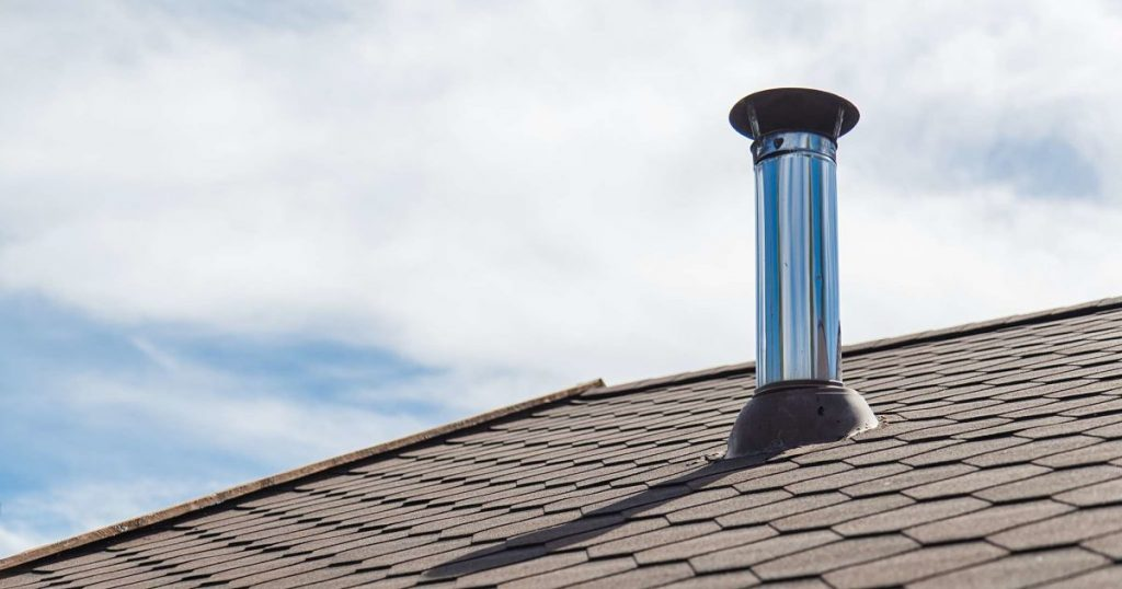 chimney-pipe-from-stainless-steel-on-the-roof