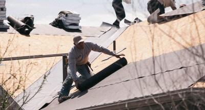 re-roof contractors