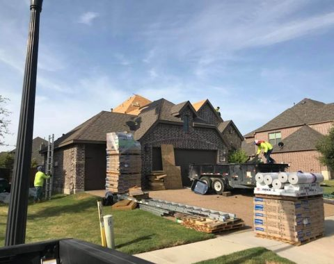 PROCESS OF COMPLETING A QUALITY ROOF IN HOOVER